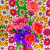 Can You Dig It? A Chromatic Series of Floral Arrangements (Rainbow)