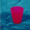 """Sense of Herself"" (Pink Plastic Cup) 1 out of over 750 different images 1995-present"