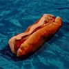 """Sense of Herself"" (Hot Dog) 1 out of over 750 different images 1995-present"