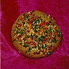 """Sense of Herself"" (Sprinkle Cookie) 1 out of over 750 different images 1995-present"