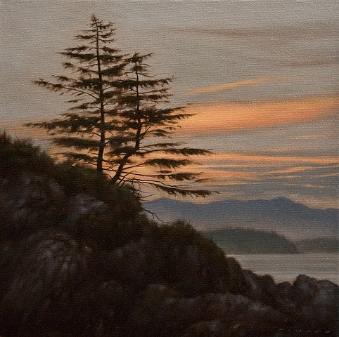 The Gloaming Hour, Clayoquot