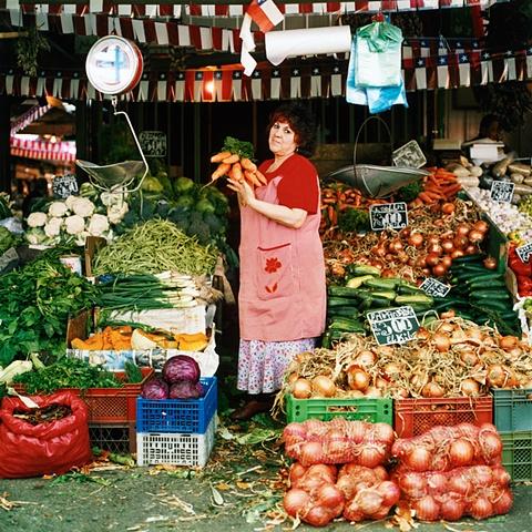 Fruit & Vegetable #2, La Vega Central, Santiago, Chile, 2006