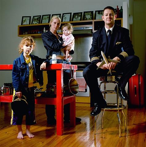 The Pilot's Family