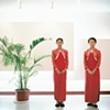 Hotel Ushers, Changchun, China 2003