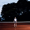 The Tennis Player