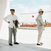 Two Uncles Waiting, Changchun, China 2003