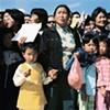 Women and Children, Changchun, China 2003