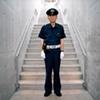 Security Guard, Asahi Beer Oyamazaki Villa Museum of Art, Oyamazaki, Japan 2008