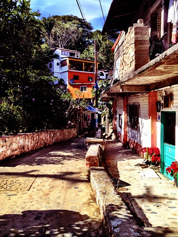 Streets of Yelapa
