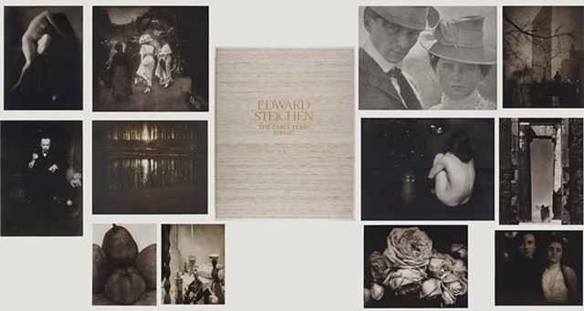 Portfolio of 12 hand-pulled photogravures by Edward Steichen