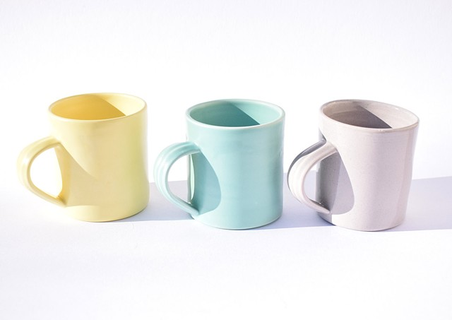 Large mugs, for a generous serving of tea or coffee.