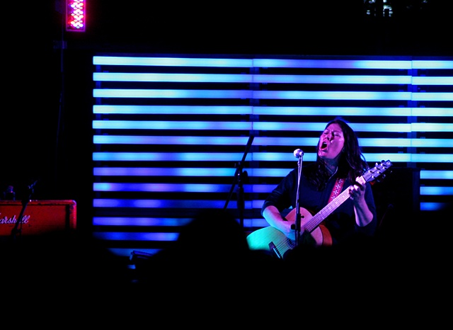 the Breeders at SXSW