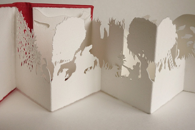 miniature artist book