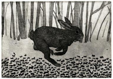 etching and aquatint, collaboration
