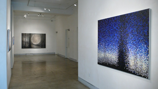 Randall Stoltzfus' Installation View, April