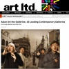 Review on Art LTD, Aug. 2008