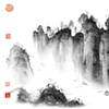 "Yang Yongliang, ""Phantom Lanscape III - Lost City"""