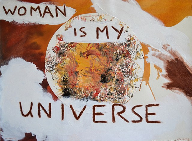 Woman Is My Universe