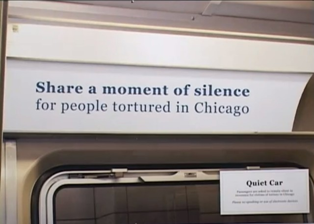 CTA Quiet Car