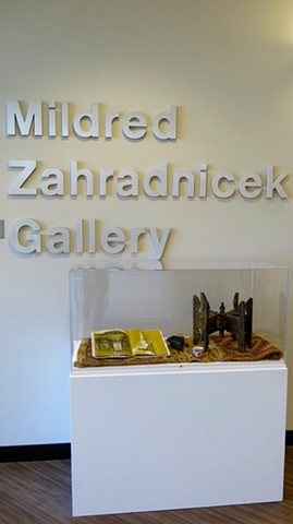 Mildred Zahradnicek Gallery, Casper College, Casper Wyoming