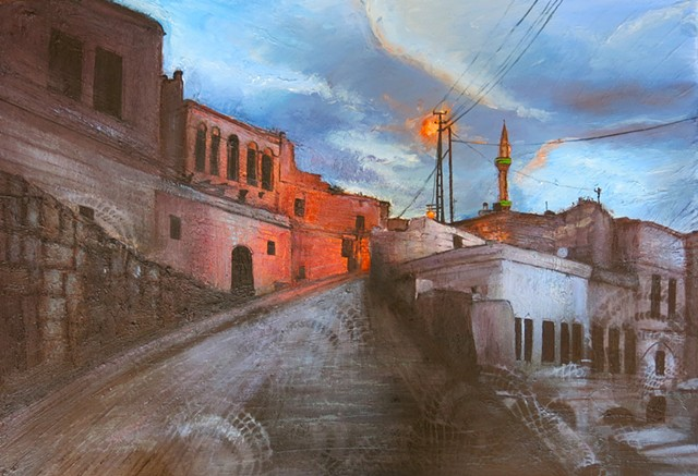 Cami Giden Yol/The Road to the Mosque