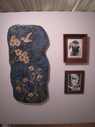 Sneak Peek (ceramic by Molly Driscoll, photos by Michael Koehler)
