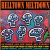 Friday October 28 - November 20 Helltown Halloween Show