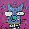 Tattoo Cat by Joey Mars