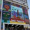 Shop Therapy Mural Project by Joey Mars...