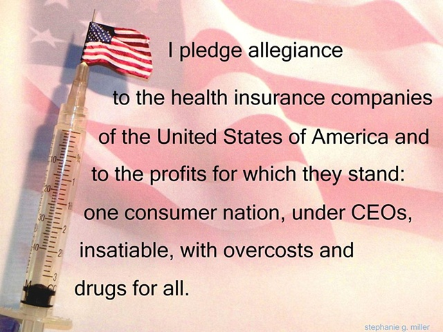 CORPORATIONS BECOME THE STATE-I PLEDGE ALLEGIANCE...