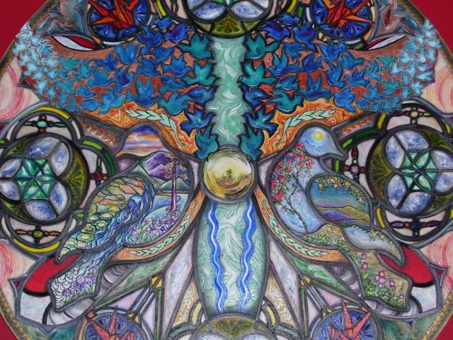 PEACE  (detail)