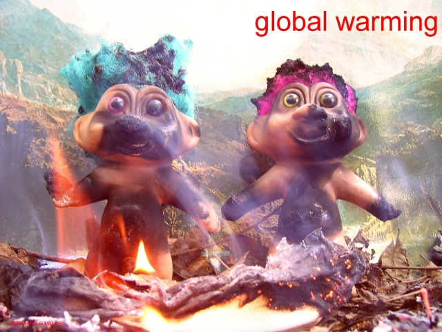 *GLOBAL WARMING*
