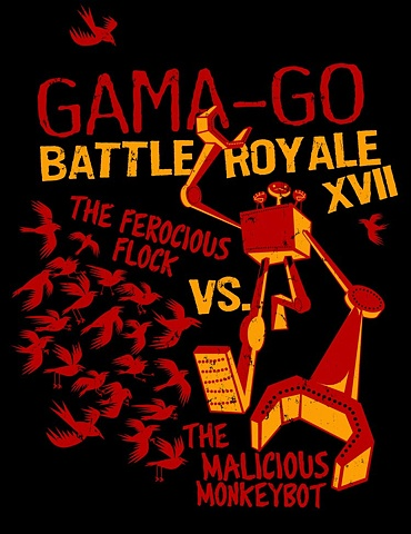 Battle Royale xviii
