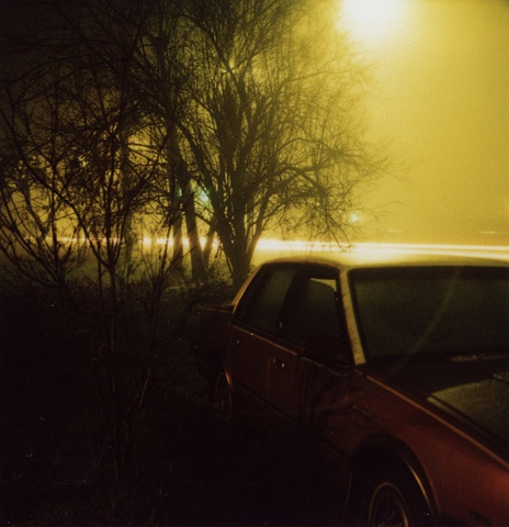 Untitled: Her Car
