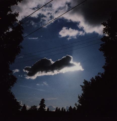 Untitled: Oslo Sky