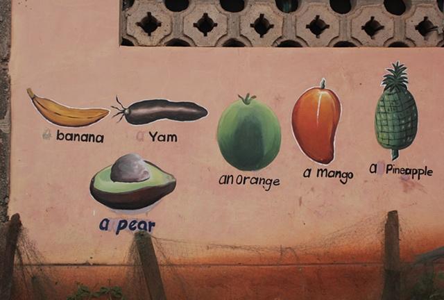 Ghanaian Fruit