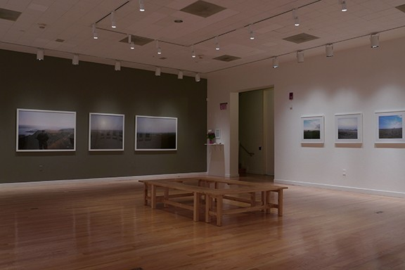 Installation Shot: Tufts University Art Gallery