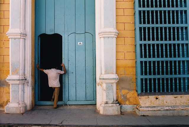 Cuba - moment in time