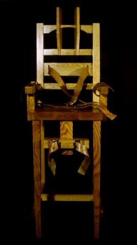 Li'l Sparky: Electric High Chair
