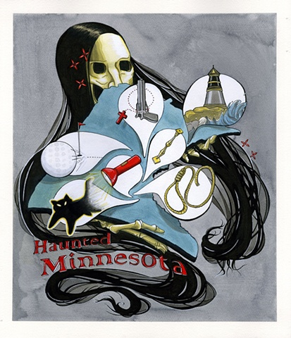 Most Haunted Places in Minnesota