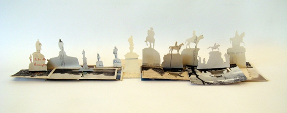 Monument cut outs