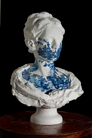 Delft Bust