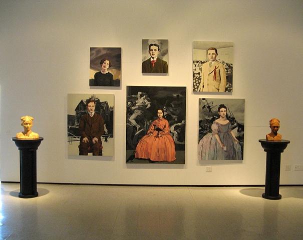 Nicole Fiacco Gallery, Hudson, NY