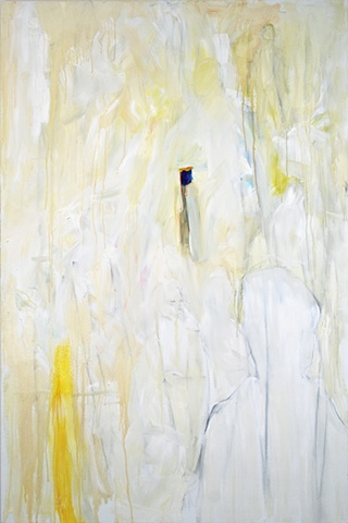 white paintings