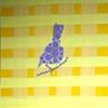 Lavender Dot Starling #2