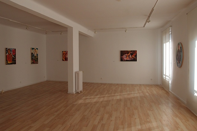 General view Back From Paradise/Evelyn Botella gallery
