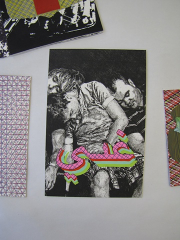 Postcards - print,paint,drawing
