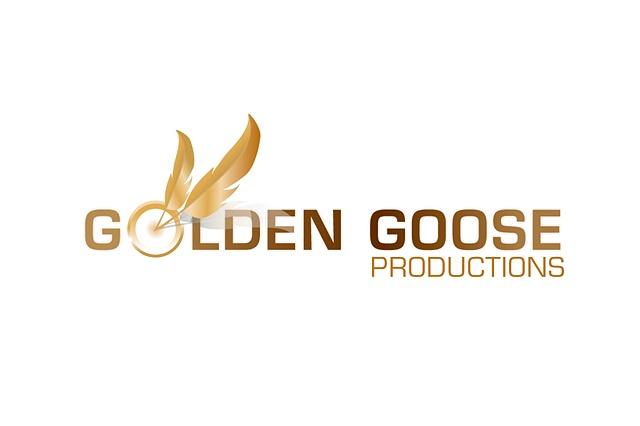 Golden Goose Productions Logo Option
