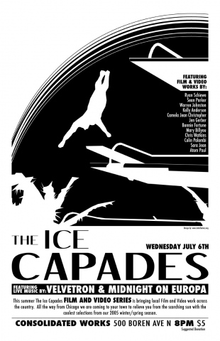 The Ice Capades Traveling Film Exhibition