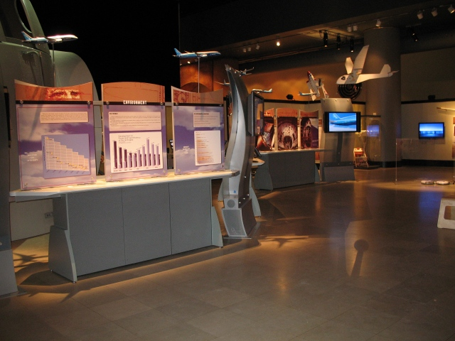 Boeing daVinci Exhibit - View 1
